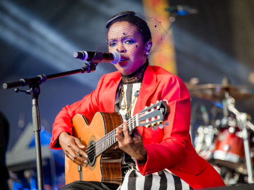 Lauryn Hill Nixes Baltimore Show