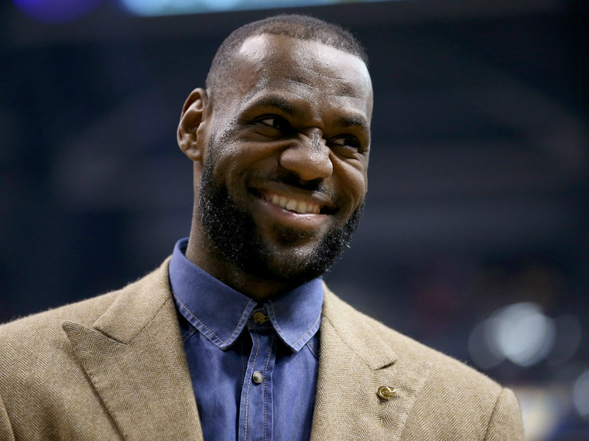 LeBron James Really Did Get $1 Billion Lifetime Deal From Nike