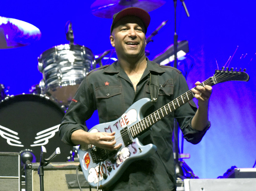 N. W. Gets A Rock And Roll Co-Sign Tom Morello