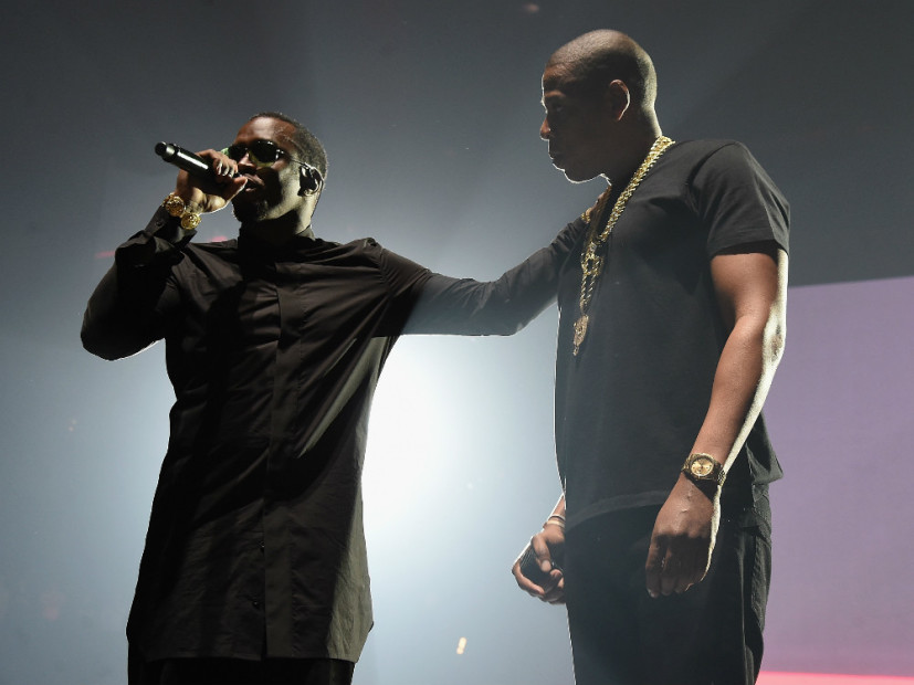 "Puff Daddy Kicks Off ""Bad Boy Family Reunion Tour"" In Brooklyn With Jay Z, Mary J. Blige & More"
