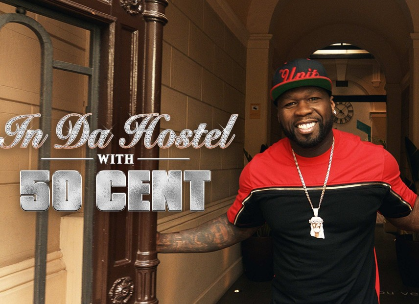 """50 Cent Releases MTV """"Cribs"""" Spoof In Spain"""