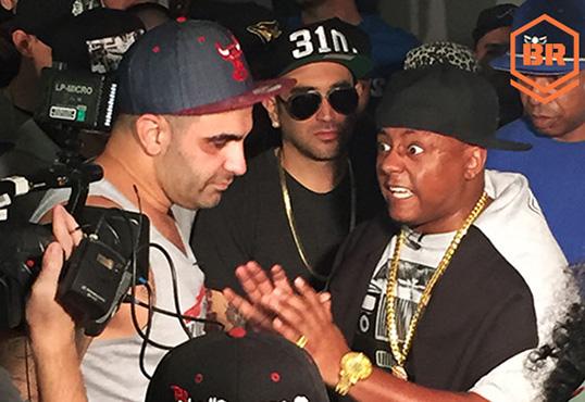 Cassidy Wants Another Rap Battle