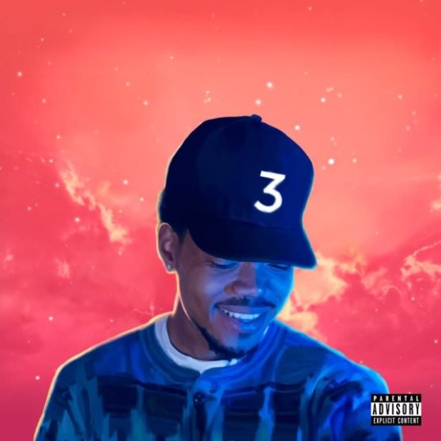 Chance The Rapper - Coloring Book Review