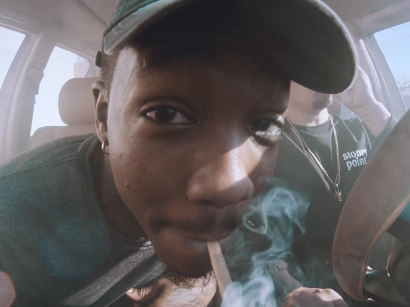 """Let Dizzy Wright & Demrick """"Roll Their Weed"""""""
