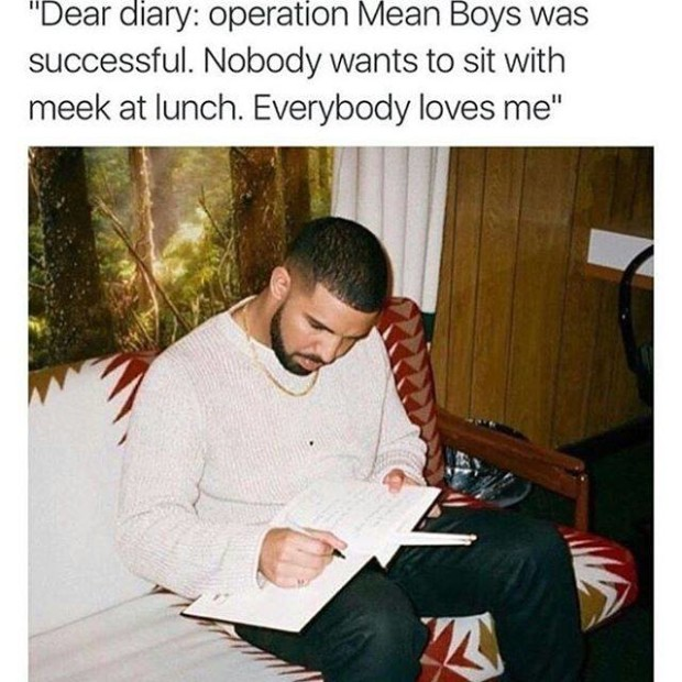 All Eyez On Memes: What Is Drake Writing?