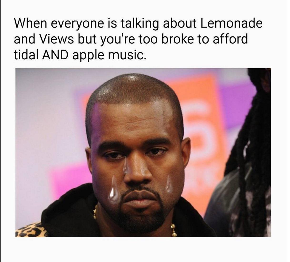 kanye memes meme apple hiphopdx west drake contacts colored hilarious wests production avengers eyez