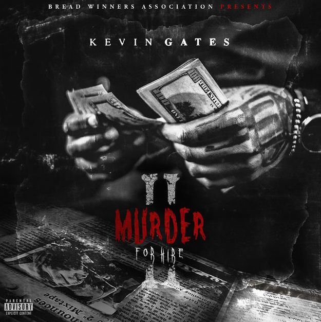 "Kevin Gates Releases ""Murder For Hire II"" EP 