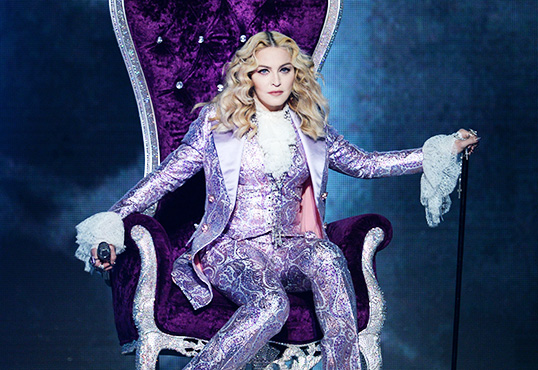 Madonna Gets Dragged By Twitter, Defended By Questlove For The Prince Tribute