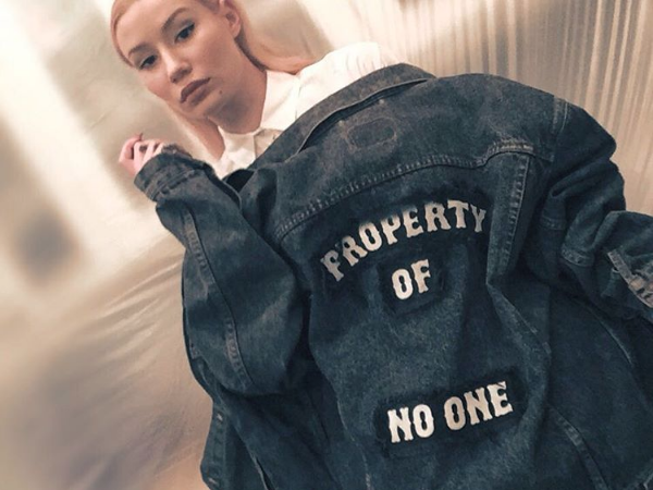 "Iggy Azalea Won't Be Rapping About Azealia Banks On ""Digital Distortion"""