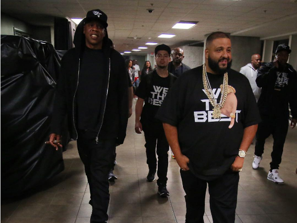 DJ Khaled's New Song With Jay Z Will Be Your Summer Anthem, Future Says