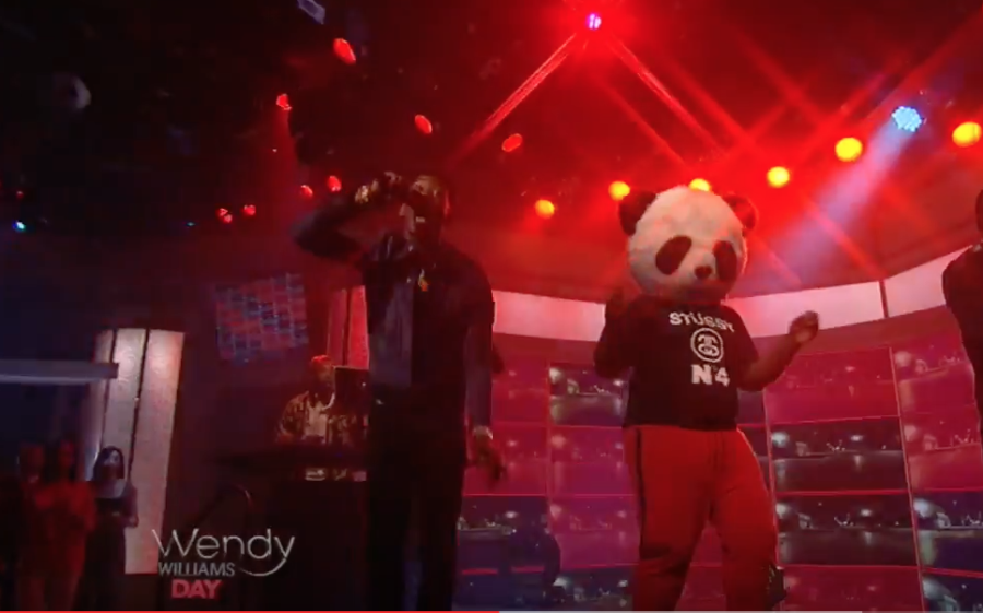 """Desiigner Performs """"Panda"""" On The Wendy Williams Show"""