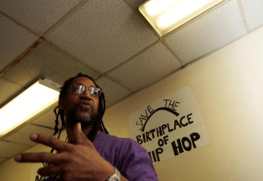 "DJ Kool Herc Suing HBO Over ""Vinyl"" Portrayal"
