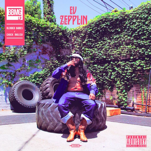 Chuck Inglish – Ev Zepplin Review