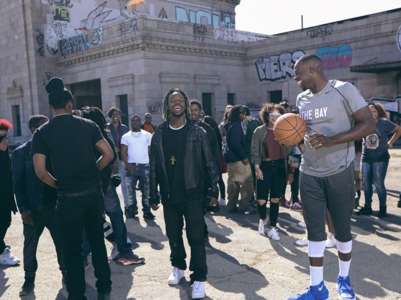 """Beats By Dr. Dre Brings Back E-40's """"Tell Me When To Go"""" In Draymond Green Commercial"""