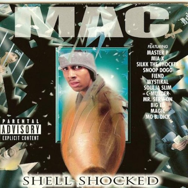 mac shell shocked
