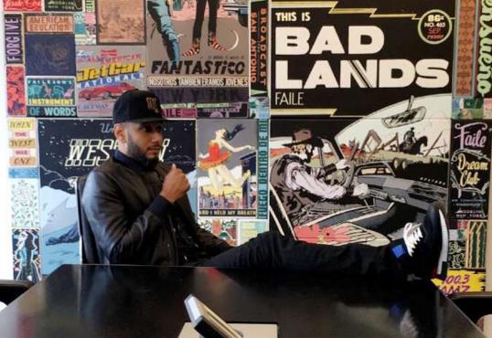 Swizz Beatz Reveals New DMX Album Features Dr. Dre & Kanye West