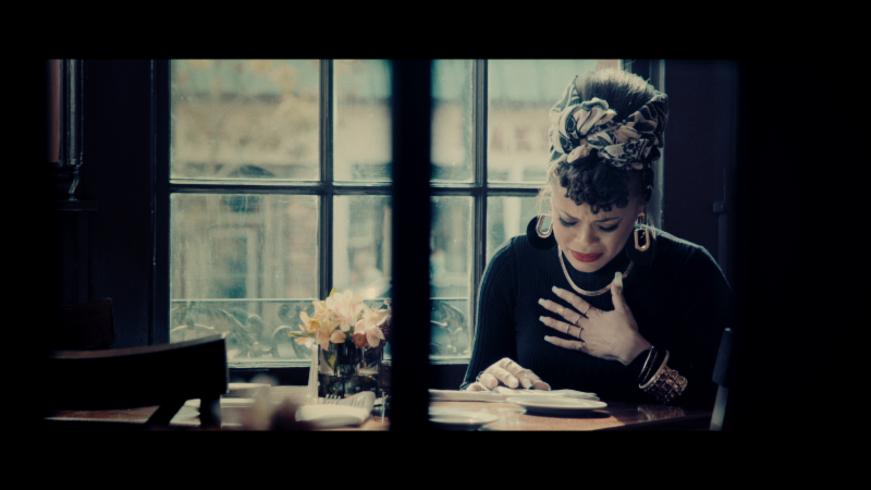 """How Andra Day & M. Night Shyamalan Created """"Rise Up's"""" Gripping Visual"""