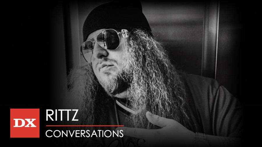 """Despite Ongoing Battle With Drugs & Alcohol, Rittz Is Still """"Top Of The Line"""""""