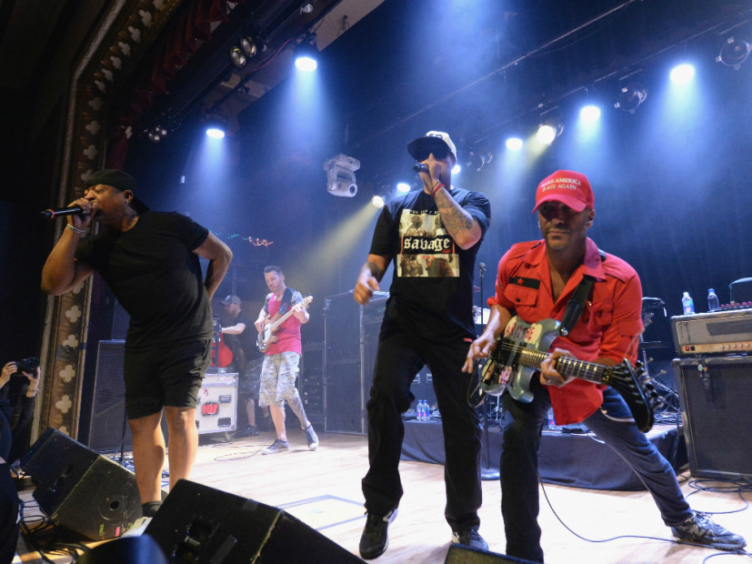 "Prophets Of Rage (Public Enemy x Cypress Hill x Rage Against The Machine) Announce ""Make America Rage Again Tour"""