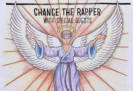Chance The Rapper Announces World Tour Europe Dates