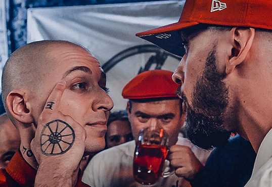 Russian Rap Battle Between Oxxxymiron & ST Does Record-Breaking Numbers On YouTube