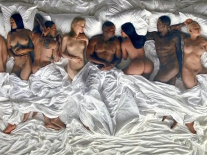 "Kanye West Reveals The Meaning Behind His Controversial ""Famous"" Video"