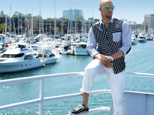 Common Talks about Balancing Acting And Music In the EBONY Cover Story