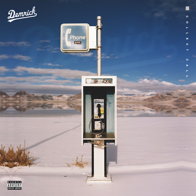 "Demrick ""Collect Call"" Album Cover Art"
