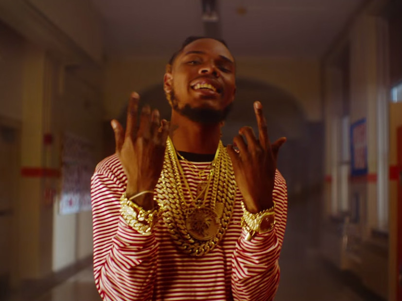 "Fetty Wap's ""Wake Up"" Video Gets Principal Suspended"