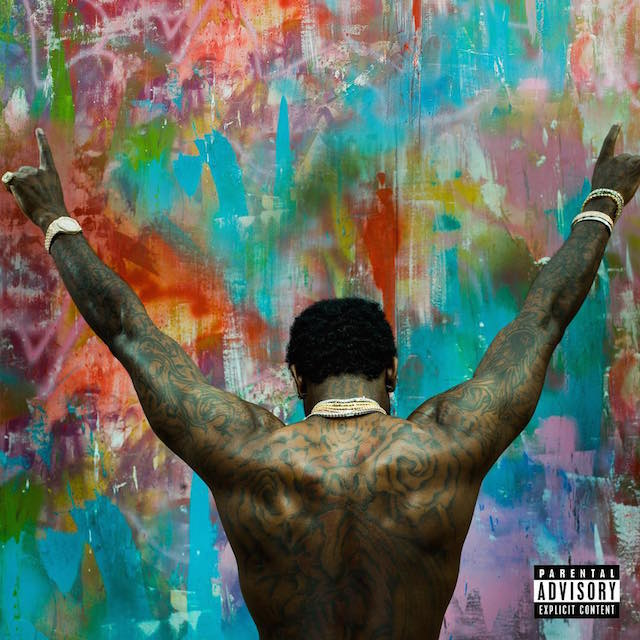 "Gucci Mane ""Everybody Looking"" cover art"