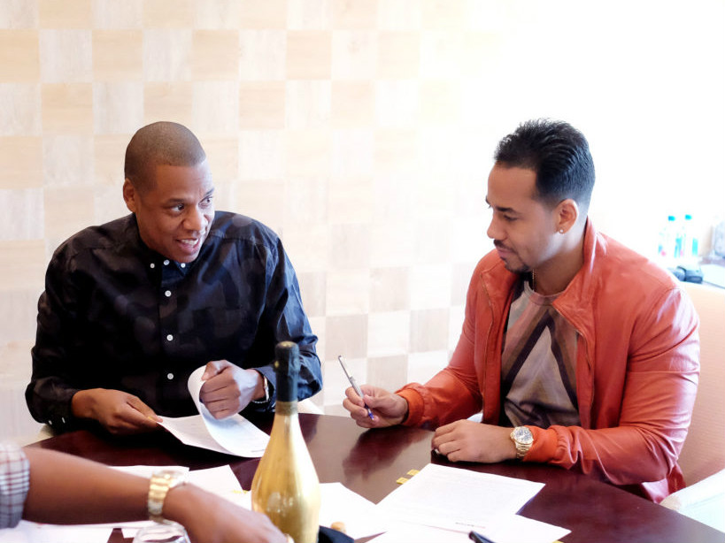 Jay Z Appoints Romeo Santos As First CEO Of Roc Nation ...