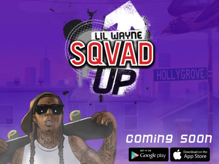 Lil Wayne Games For Ps3 : Lil wayne to release mobile skateboarding game quot sqvad up