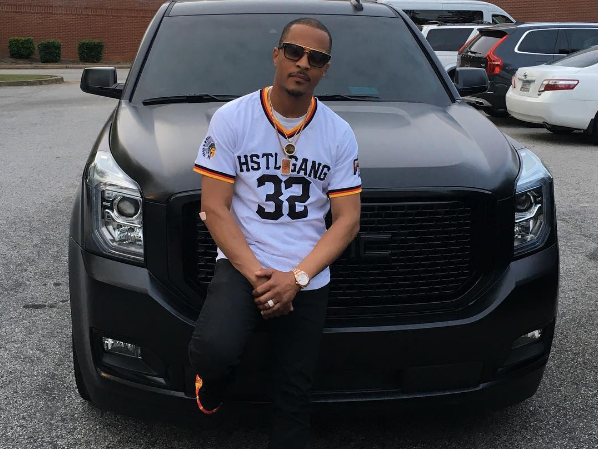 TIP Stays Tight-Lipped On Troy Ave Concert Shooting