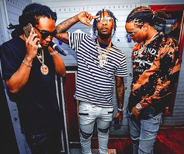 New Rap Snacks Packaging Unveiled With Migos Fetty Wap