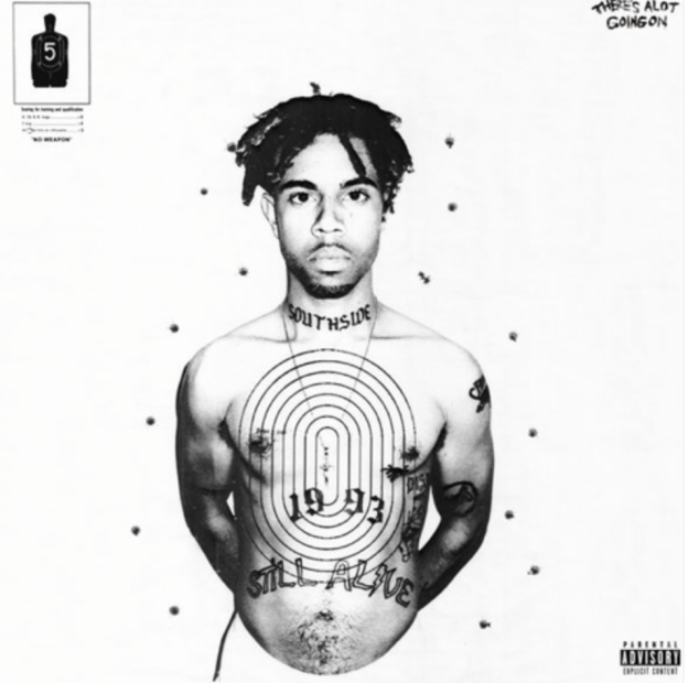 Vic Mensa - There's Alot Going On Review