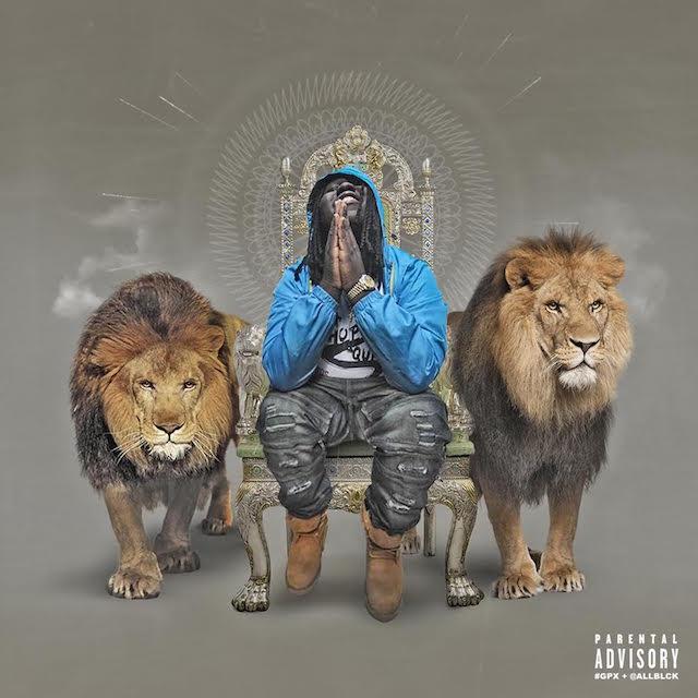 Young Chop King Chop album cover art