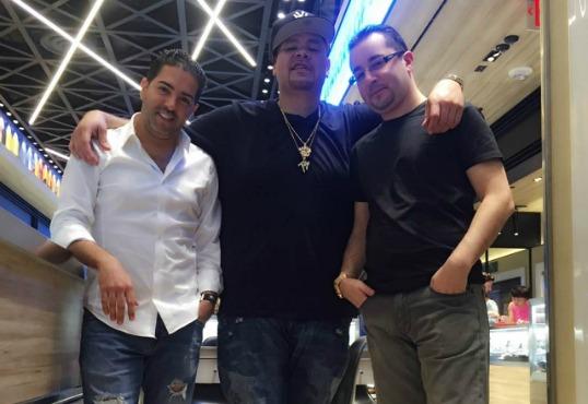 "Fat Joe's Jeweler Says He Inspired ""All The Way Up"" Latin Remix"