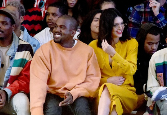 "Watch Kanye West's ""Famous"" Video Screening"