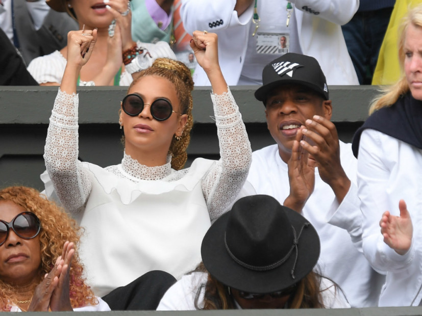 Serena Williams Wins Wimbledon With Jay Z Amp Beyonce