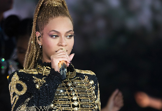 Beyoncé Shares Tribute To Cops Killed In Dallas