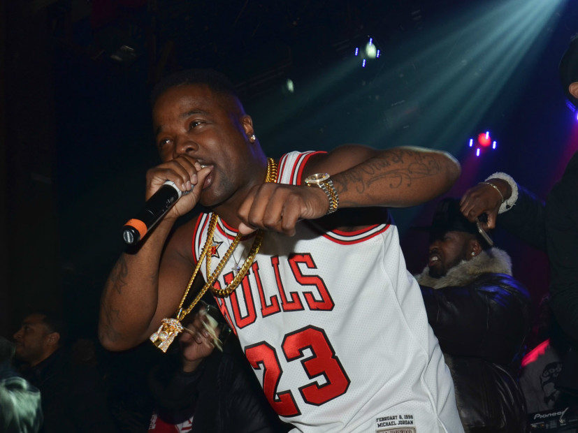 NY rapper charged in fatal concert shooting released on bail
