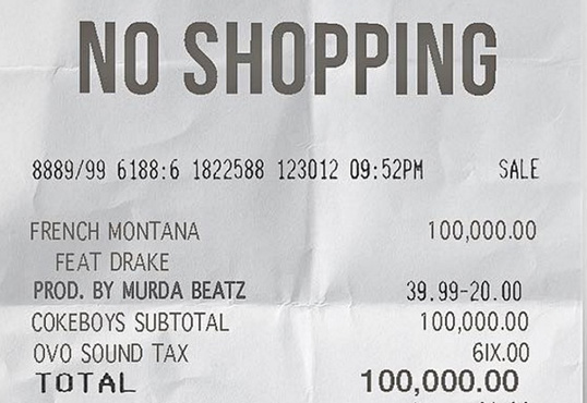 """Drake Goes At Joe Budden On """"No Shopping"""""""