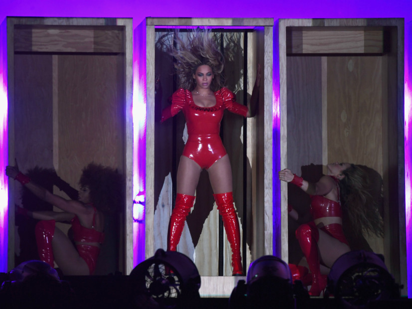 """Beyoncé's """"The Formation World Tour"""" Fetches $123 Million… So Far"""