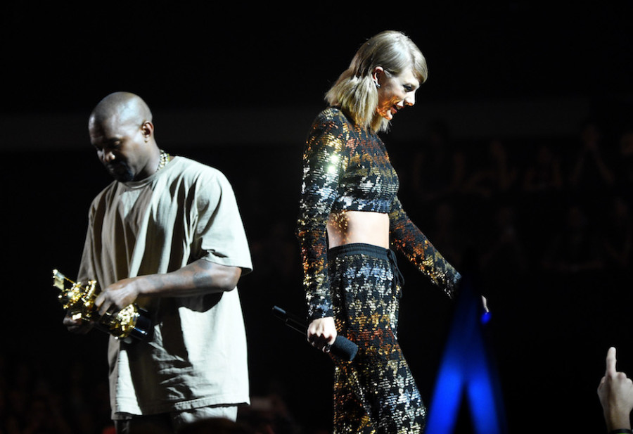 "Kim Kardashian Leaks Footage Proving Kanye West Got Taylor Swift's Permission For ""Famous"", Taylor Swift Responds"