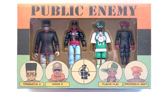 You Can Now Purchase Public Enemy Action Figures
