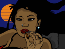 "Skizz Gets Animated In ""Bosses"" f. Roc Marciano & Conway"