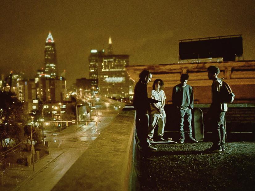 "Nas Drops ""The Land"" Soundtrack With Kanye West, Pusha T & Machine Gun Kelly"
