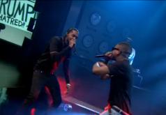 "YG & Nipsey Hussle Perform ""Fuck Donald Trump"" On Live Television"