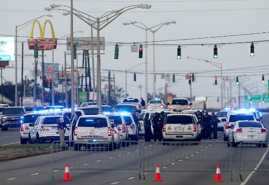 3 Police Officers Killed, 3 Wounded In Baton Rouge Shooting