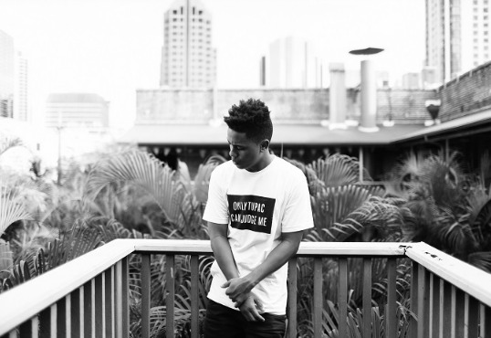 Here's How Hawaiian Rapper Prizzy Prie Is Making A Change At Home
